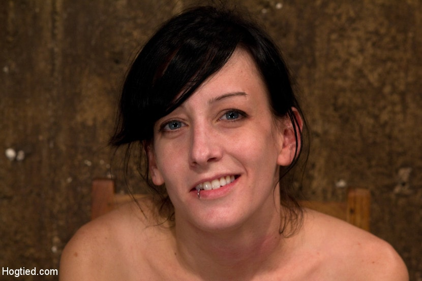 Kink 'Brutal nipple pulling, slow strangulation, extreme back arching Made to cum so hard, so often.' starring Elise Graves (Photo 8)