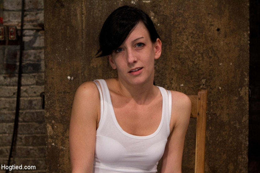 Kink 'Brutal nipple pulling, slow strangulation, extreme back arching Made to cum so hard, so often.' starring Elise Graves (Photo 9)