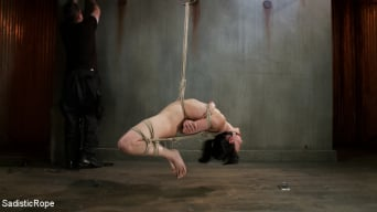 Elise Graves in 'This Bitch Will Suffer in My Ropes!!!'