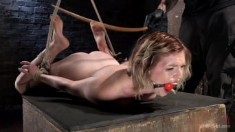 Ella Nova in 'Maximum Capacity in Extreme Predicament Bondage'