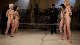 Emma Haize in 'Day 2 February's Final 2 Slaves'