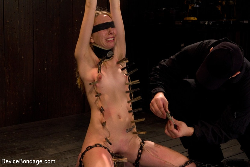Kink 'Hazing Emma - Trial of a Cunt that Could' starring Emma Haize (Photo 7)