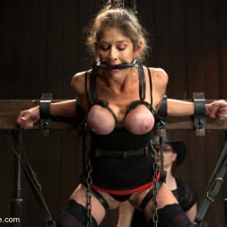 Felony in 'Kink' Extreme immobilization! Felony is at the mercy of two fierce Doms. (Thumbnail 8)