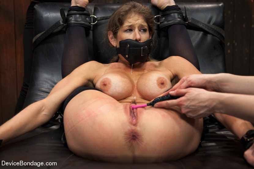 Kink 'Extreme immobilization! Felony is at the mercy of two fierce Doms.' starring Felony (Photo 15)
