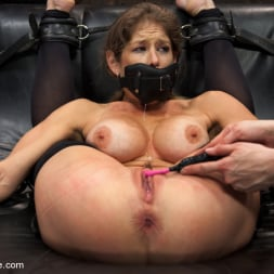 Felony in 'Kink' Extreme immobilization! Felony is at the mercy of two fierce Doms. (Thumbnail 15)