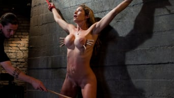 Felony in 'Hard Bodied Slut, Felony, is Torn Apart During a Long Day of Brutal Torture'