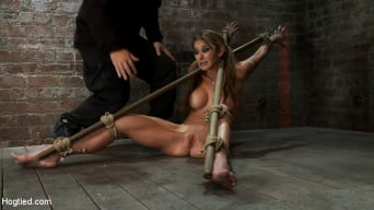Felony in 'Hot MILF suffers the most painful bondage Category 5 suspension made to squirt all over the place'