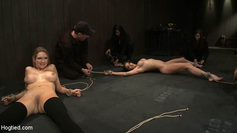 Kink 'ORGASMAGEDDON: Part 14 The beginning of 2 girls who will almost literally be orgasmed to death.' starring Felony (Photo 2)