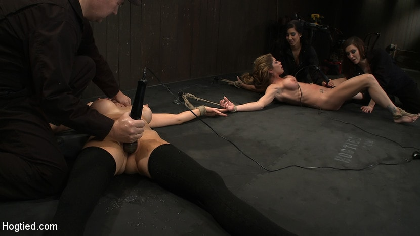 Kink 'ORGASMAGEDDON: Part 14 The beginning of 2 girls who will almost literally be orgasmed to death.' starring Felony (Photo 6)