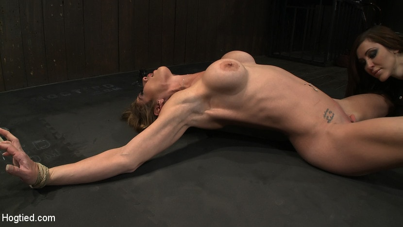 Kink 'ORGASMAGEDDON: Part 14 The beginning of 2 girls who will almost literally be orgasmed to death.' starring Felony (Photo 16)
