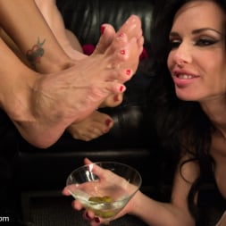 Francesca Le in 'Kink' 3 Legendary MILF Superstars and the Pizza Boy! (Thumbnail 3)