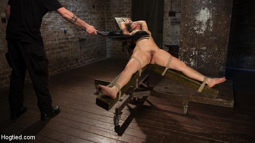 Kink 'Super Slut is Subjected to Brutal Torment and Bondage!' starring Gabriella Paltrova (Photo 1)