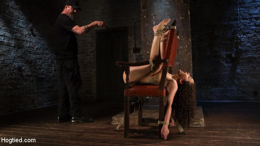 Kink 'Super Slut is Subjected to Brutal Torment and Bondage!' starring Gabriella Paltrova (Photo 2)