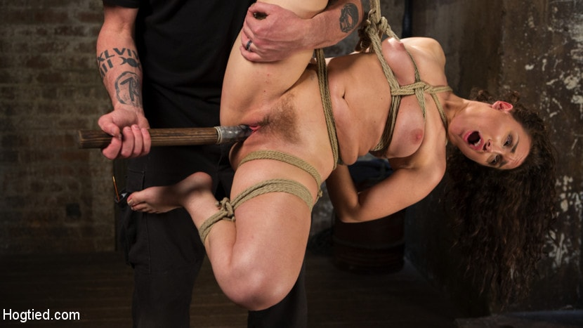 Kink 'Super Slut is Subjected to Brutal Torment and Bondage!' starring Gabriella Paltrova (Photo 9)