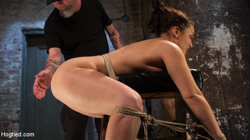 Kink 'Super Slut is Subjected to Brutal Torment and Bondage!' starring Gabriella Paltrova (Photo 10)