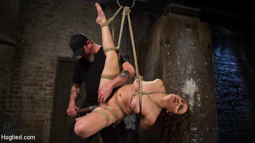 Kink 'Super Slut is Subjected to Brutal Torment and Bondage!' starring Gabriella Paltrova (Photo 12)