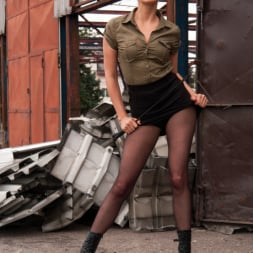 Gabrielle Gucci in 'Kink' Czech Whores in HELL: Military Debasement (Thumbnail 2)