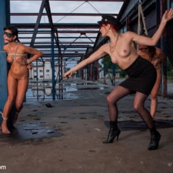 Gabrielle Gucci in 'Kink' Czech Whores in HELL: Military Debasement (Thumbnail 12)