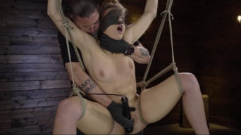Gia Derza in 'Playful, Bratty, and Helpless Gia Derza in Bondage'