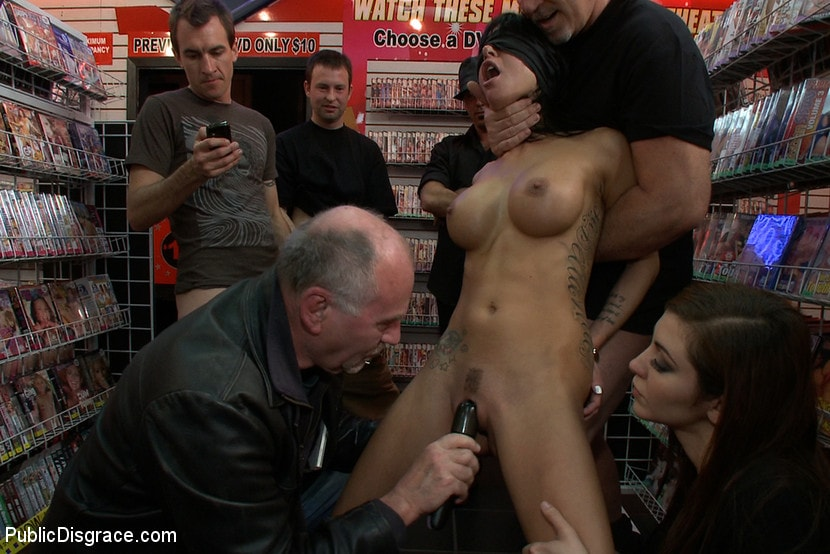 Kink 'Free Pussy at the Porn Store' starring Gia DiMarco (Photo 11)