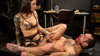 Gia DiMarco in 'Divine Therapy: Gia DiMarco Uses Unconventional Procedures to Punish'