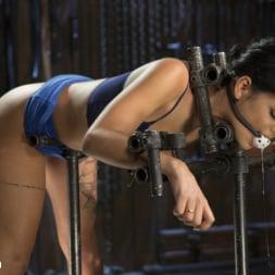 Gina Valentina in 'Kink' 19 Year Old Brazilian in Devastating Bondage (Thumbnail 5)