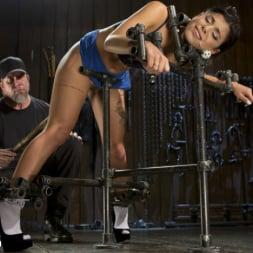 Gina Valentina in 'Kink' 19 Year Old Brazilian in Devastating Bondage (Thumbnail 10)