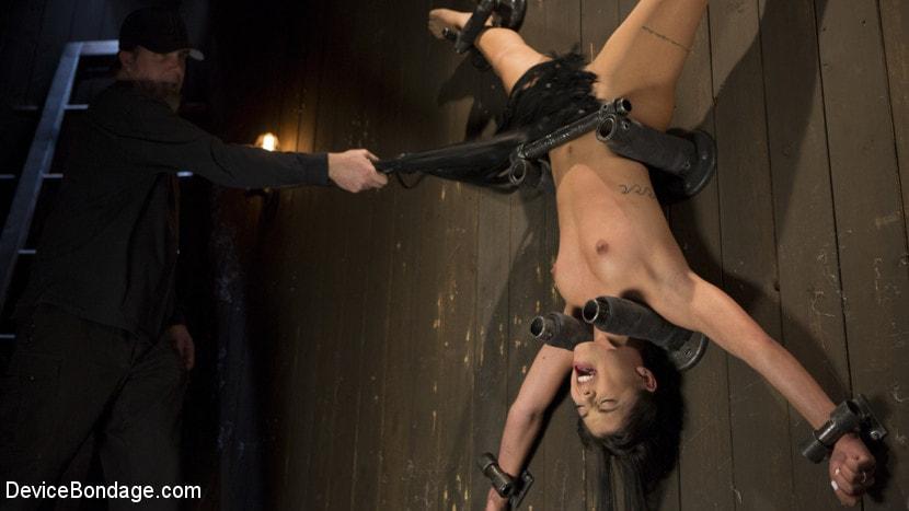 Kink '19 Year Old Brazilian in Devastating Bondage' starring Gina Valentina (Photo 13)
