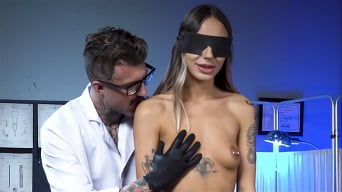H3ll4SL00tz in 'Sexy Pain Slut Sommer Brooke and Sadistic H3ll4Slootz Play Doctor'
