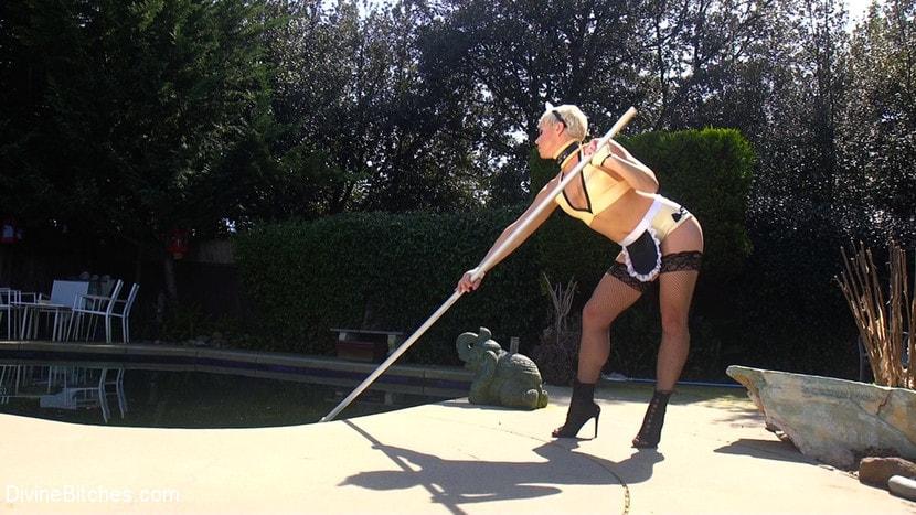 Kink 'Takes Down The Douchebag' starring Helena Locke (Photo 2)