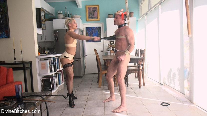 Kink 'Takes Down The Douchebag' starring Helena Locke (Photo 7)