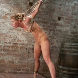Hollie Stevens in 'Kink' 5 Girl gang bang orgy from hell The losers are getting fisted, fucked, and made to cum, humilated. (Thumbnail 9)
