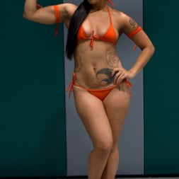 Hollie Stevens in 'Kink' Can the Undefeated Dragons come back and win the trophy. Will Dragon be forced to cum on the mat (Thumbnail 11)