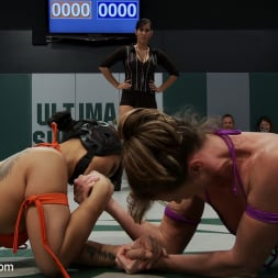 Hollie Stevens in 'Kink' RD 1 of the 2010 TAG TEAM CHAMPIONSHIP Match up! The only non-scripted wrestling site on the net! (Thumbnail 1)