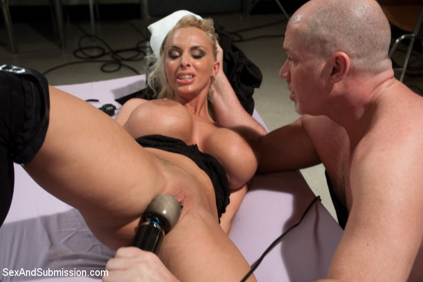 Kink 'Coma Patient' starring Holly Halston (Photo 6)