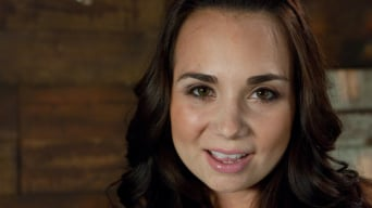 Holly West in 'One Slutty Gaper'