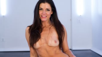 India Summer in 'Electric Lesbian Ass Licking!!'