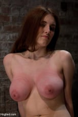 Iona Grace - 18 years old with huge natural tits is bound, made to cum Big tits brutally tied and punished. (Thumb 09)