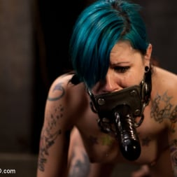 Iona Grace in 'Kink' Final Exam-blue and red (Thumbnail 7)