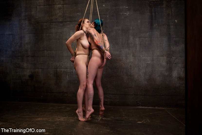 Kink 'Final Exam-blue and red' starring Iona Grace (Photo 12)