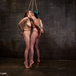 Iona Grace in 'Kink' Final Exam-blue and red (Thumbnail 12)