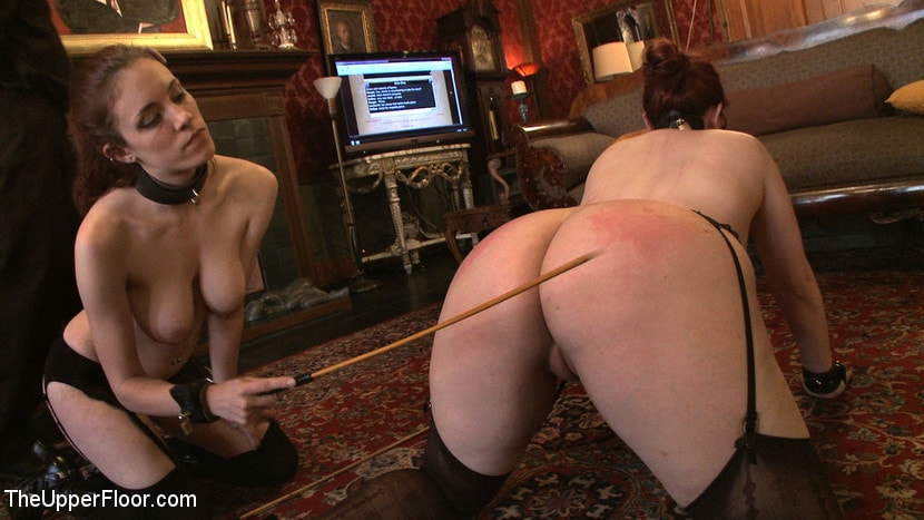 Kink 'Service Day: Domme Training' starring Iona Grace (photo 11)