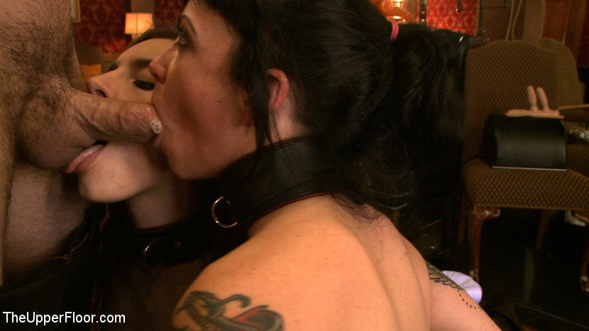 Kink 'Service Day: Slaves get some cock' starring Iona Grace (Photo 3)