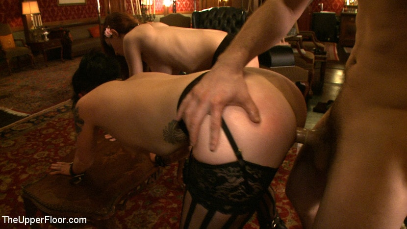 Kink 'Service Day: Slaves get some cock' starring Iona Grace (Photo 4)