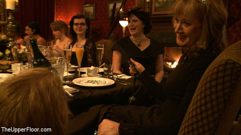 Kink 'Sophie's Tea Party' starring Iona Grace (Photo 4)