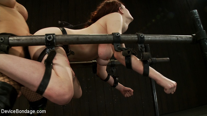Kink 'This Red Head Can Take a Pounding' starring Iona Grace (Photo 4)