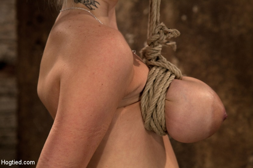 Kink 'BONDAGE TUTORIAL: Part 3 of 4. Today we teach you how to bind, and wrap breasts properly and safely.' starring Isis Love (Photo 9)