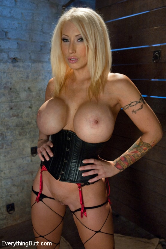 Kink 'Candy Manson's Anal Domination' starring Isis Love (Photo 2)