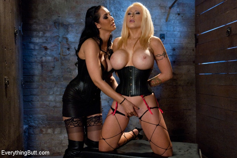Kink 'Candy Manson's Anal Domination' starring Isis Love (Photo 14)