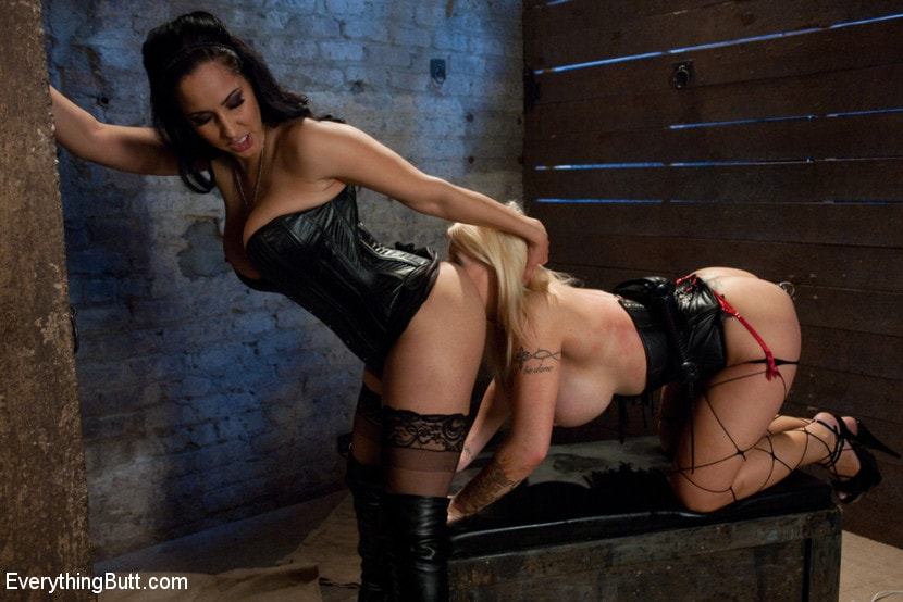 Kink 'Candy Manson's Anal Domination' starring Isis Love (Photo 17)